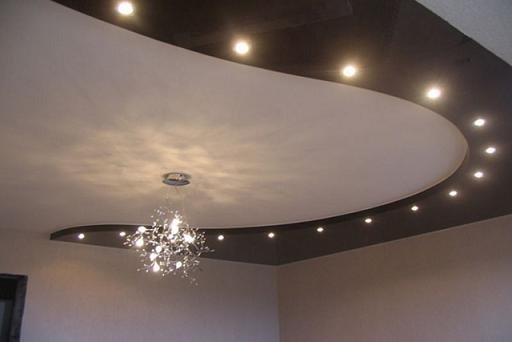 Choosing stretch ceilings in Moscow